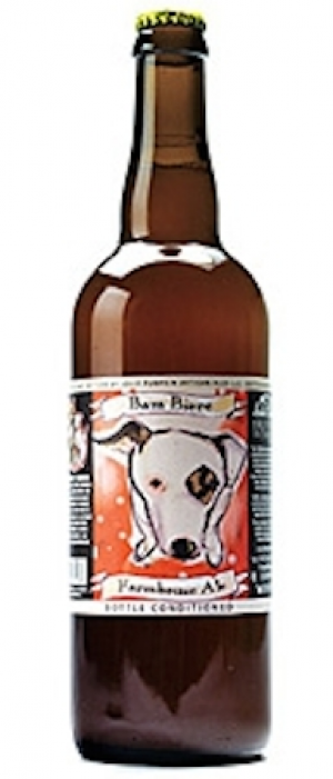 Bam Biére by Jolly Pumpkin Artisan Ales in Michigan, United States