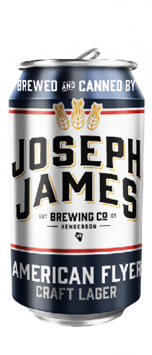 American Flyer by Joseph James Brewing Company in Nevada, United States
