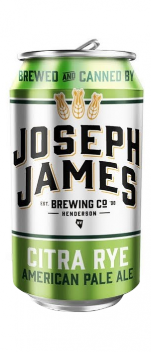 Citra Rye by Joseph James Brewing Company in Nevada, United States
