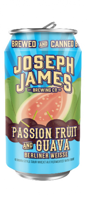 Passion Fruit And Guava by Joseph James Brewing Company in Nevada, United States