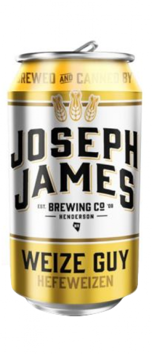 Weize Guy by Joseph James Brewing Company in Nevada, United States