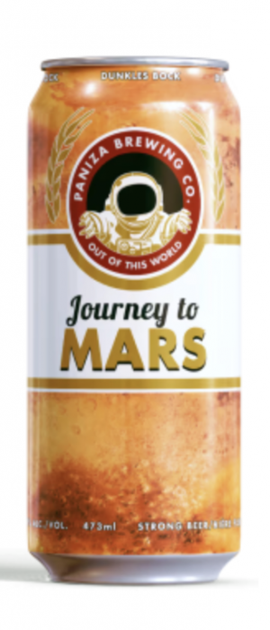 Journey to Mars by Paniza Brewing Company in Ontario, Canada