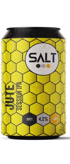 Jute Session IPA by Salt Beer Factory in West Yorkshire - England, United Kingdom