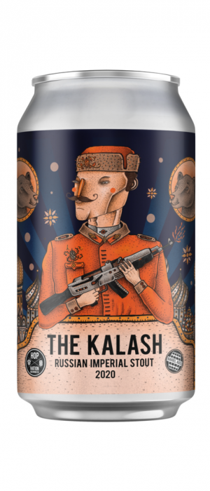 The Kalash by Hop Nation Brewing Co. in Victoria, Australia