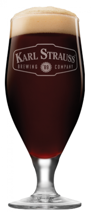 28th Anniversary Barrel-Aged Belgian Style Quadruple by Karl Strauss Brewing Company in California, United States