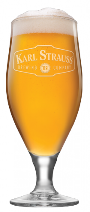 Farmhouse Saison by Karl Strauss Brewing Company in California, United States