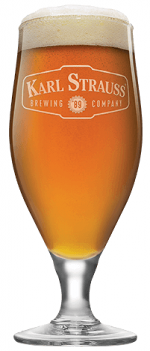 Orange Blossom Common by Karl Strauss Brewing Company in California, United States
