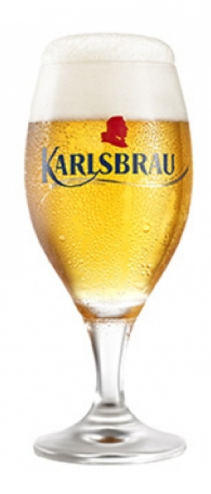 Karlsbräu Beer by Karlsberg Brewing Co. (was Karlsbrau) in Hesse, Germany