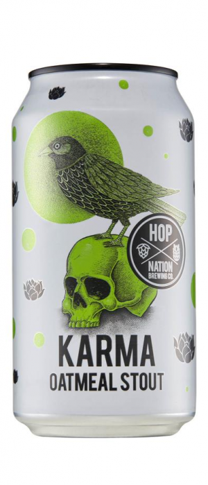 Karma by Hop Nation Brewing Co. in Victoria, Australia