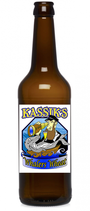 Whaler's Wheat by Kassik's Brewery in Alaska, United States