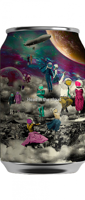 Head in the Cloud by Kex Brewing in Capital, Iceland
