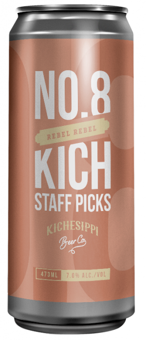 Kich Staff Pick #8: Rebel Rebel by Kichesippi Beer Company in Ontario, Canada