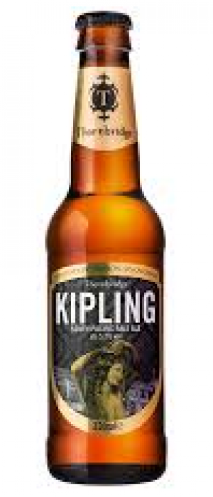 Kipling South Pacific Pale Ale by Thornbridge in Derbyshire - England, United Kingdom