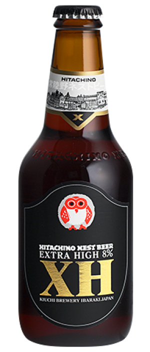 Extra High (XH) by Kiuchi Brewery in Ibaraki Prefecture, Japan