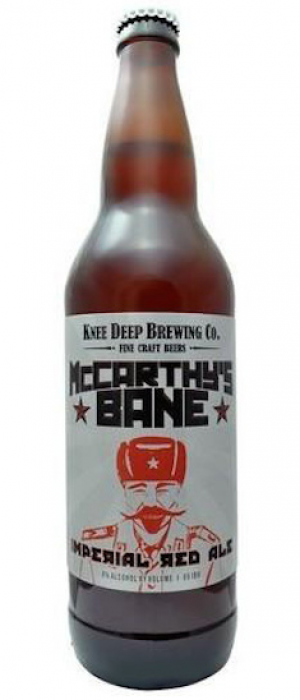 McCarthy's Bane Imperial Red Ale