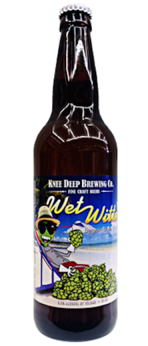 Wet Wittee Belgian-Style White Ale