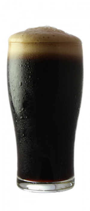 Knee Knocker Porter by Crow Hop Brewing Co. in Colorado, United States