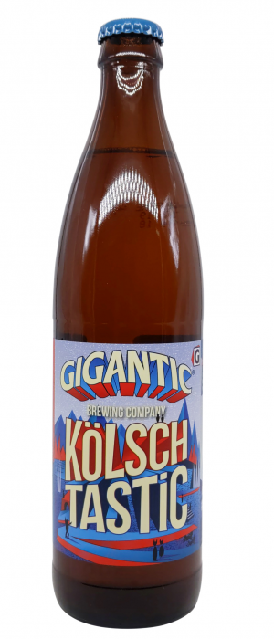 Kölschtastic by Gigantic Brewing in Oregon, United States