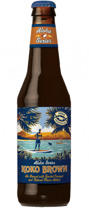Koko Brown by Kona Brewing Company in Hawaii, United States