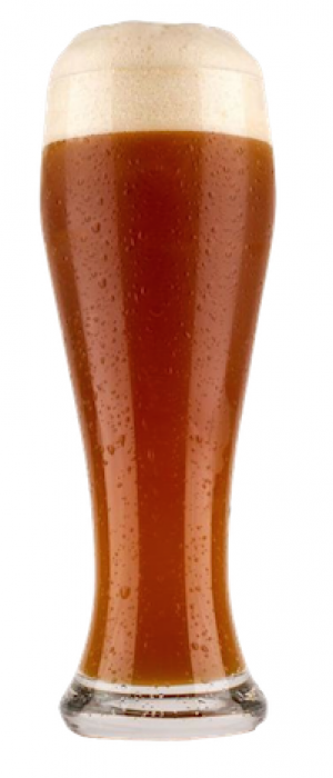 Krimson King Ember Lager by Accomplice Beer Company in Wyoming, United States