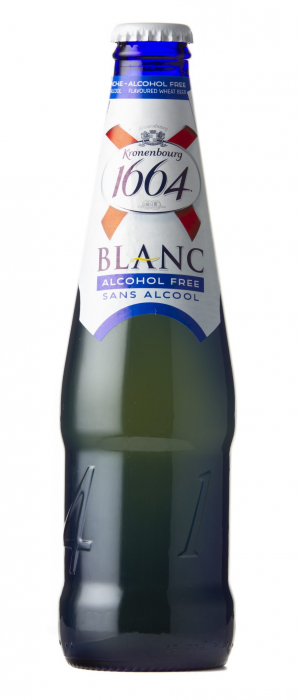 Kronenbourg 1664 Blanc Alcohol Free by Carlsberg Group in Ontario, Canada