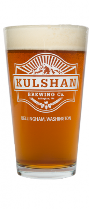 Bull Of The Woods Double IPA by Kulshan Brewing Company in Washington, United States