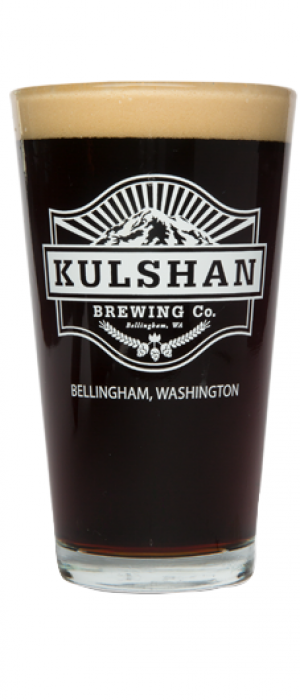 Transporter English Brown Porter by Kulshan Brewing Company in Washington, United States