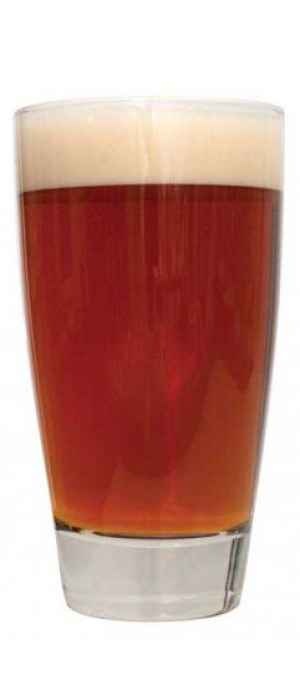 Heatwave Amber Ale by La Quinta Brewing Company in California, United States