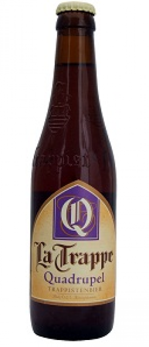 La Trappe Quadrupel by La Trappe Trappist in North Brabant, Netherlands