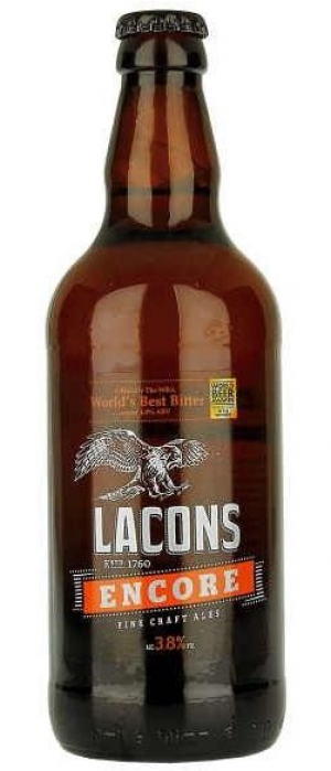 Encore by Lacons Brewery in Norfolk - England, United Kingdom