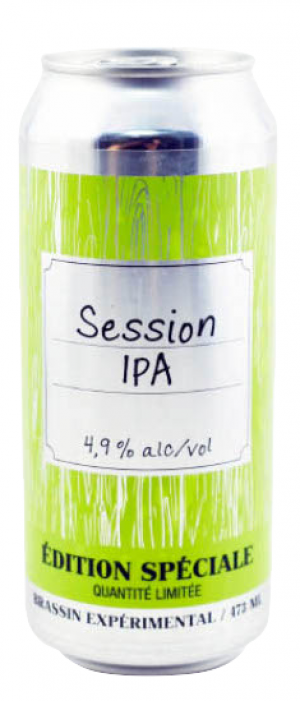 Session IPA by Lagabière in Québec, Canada