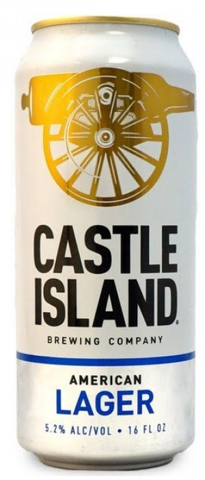Lager by Castle Island Brewing Company in Massachusetts, United States