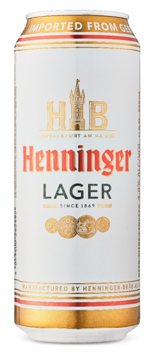 Lager by Henninger in Hesse, Germany