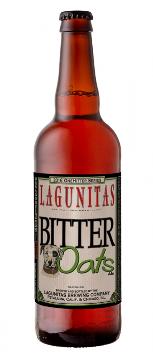 Bitter Oats by Lagunitas Brewing Company in California, United States