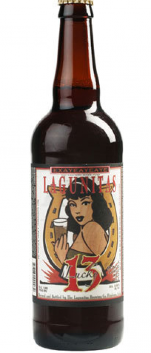 Lucky 13 by Lagunitas Brewing Company in California, United States
