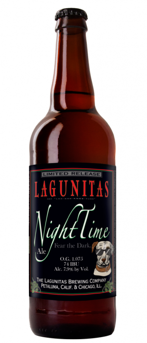 NightTime by Lagunitas Brewing Company in California, United States