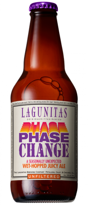 Lagunitas Brewing Company Phase Change | Just Beer