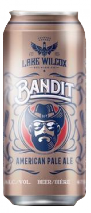 Bandit by Lake Wilcox Brewing Company in Ontario, Canada