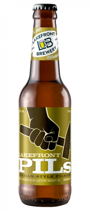 Lakefront Pils by Lakefront Brewery in Wisconsin, United States
