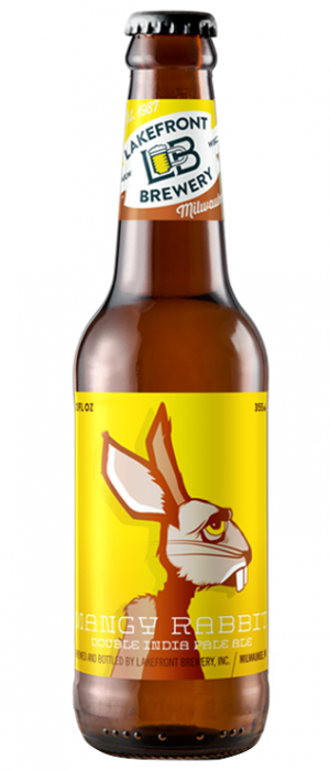 Mangy Rabbit by Lakefront Brewery in Wisconsin, United States