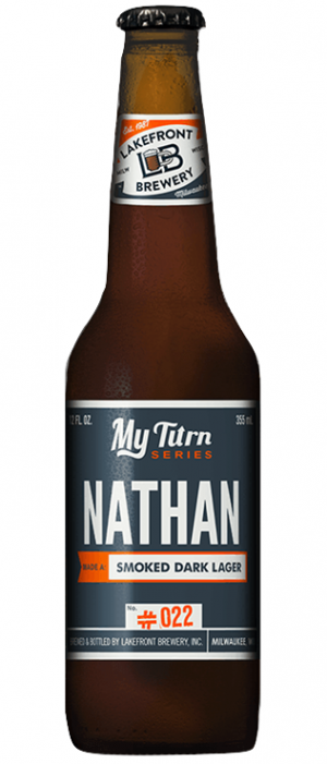 My Turn Series: Nathan by Lakefront Brewery in Wisconsin, United States