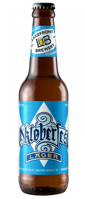 Oktoberfest by Lakefront Brewery in Wisconsin, United States