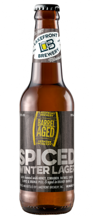 Spiced Winter Lager