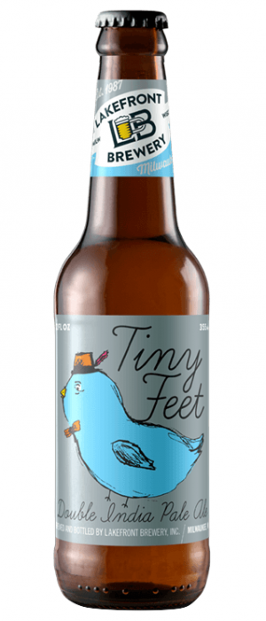 Tiny Feet by Lakefront Brewery in Wisconsin, United States