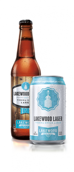 Lakewood Lager by Lakewood Brewing Company in Texas, United States