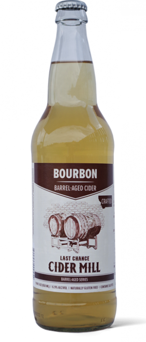 Last Chance Cider Mill Bourbon Barrel-Aged Cider by Red Lodge Ales Brewing Company in Montana, United States