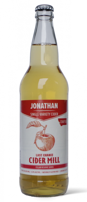 Last Chance Cider Mill Jonathan Single-Variety Cider by Red Lodge Ales Brewing Company in Montana, United States