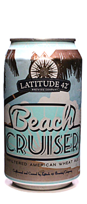 Beach Cruiser by Latitude 42 Brewing Company in Michigan, United States