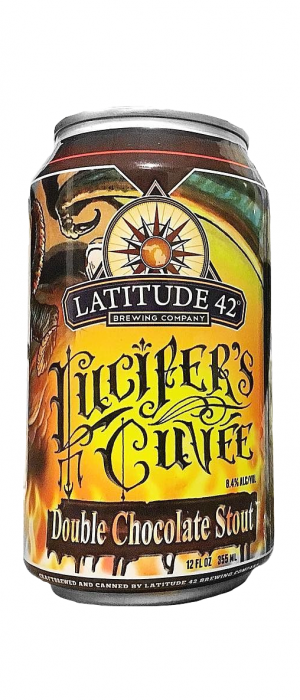 Lucifer's Cuvée by Latitude 42 Brewing Company in Michigan, United States