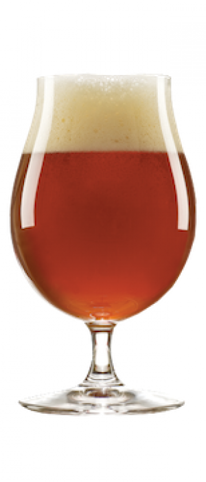 Wheat Wine by LauderAle Brewery in Florida, United States